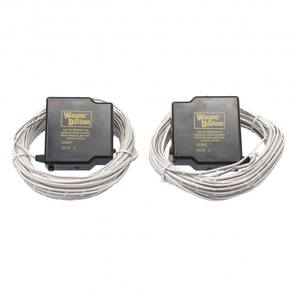 Wired Infrared Safety Sensors - Wayne Dalton 252118