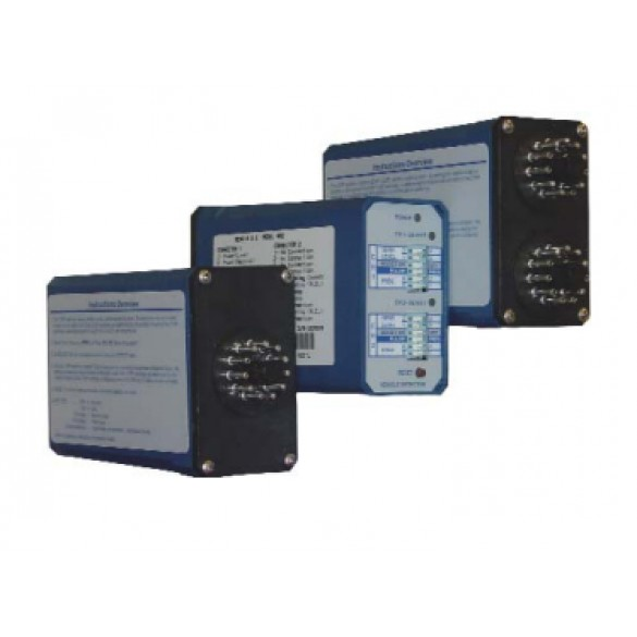 Reno A&E AX2DL-1C Series Single Connector Vehicle Loop Detector - AX2DL-3-1C-NO