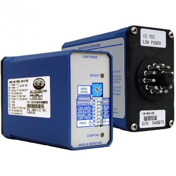 Reno A&E BX-LP Series Low Power Single Channel Vehicle Loop Detector - BX-LP-24