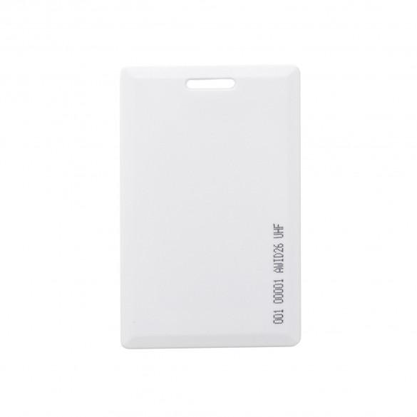 AWID UHF Clamshell Badge Cards For LR-2000 Readers (15' Range) - CS-UHF-0-0