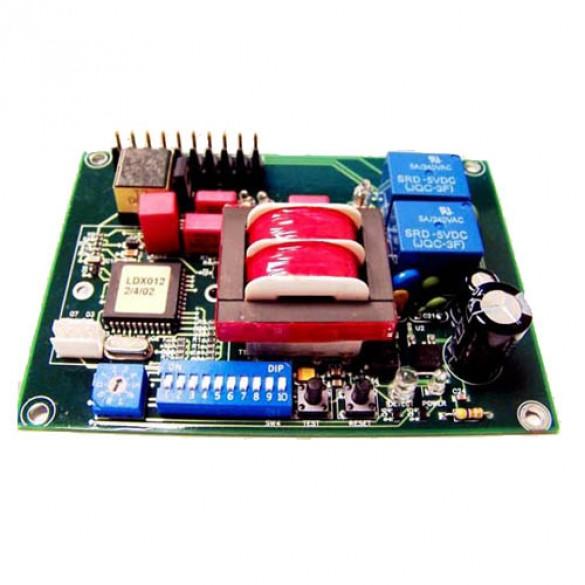 EMX D-TEK Board Type Vehicle Loop Detector - D-TEK-LM