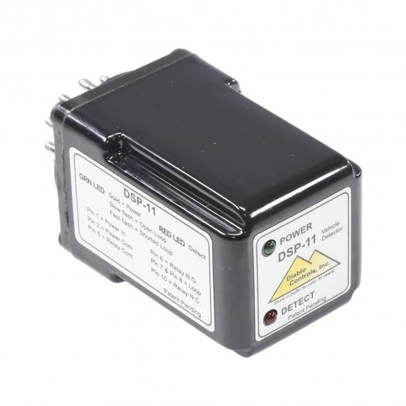 Diablo DSP-11-LV Vehicle Loop Detector (10-30V, AC or DC)