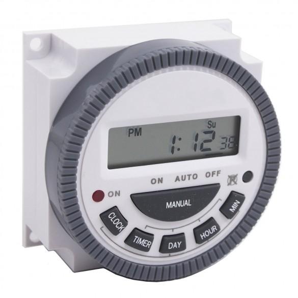 ETM-17-24 24V AC/DC Digital Timer - EMX