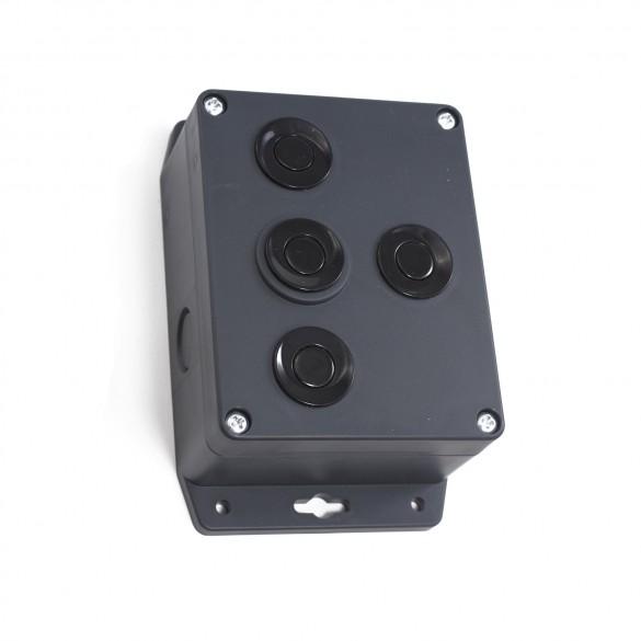 EMX Ultrasonic Drive Thru Vehicle Detector Sensor - EMX USVD-4X
