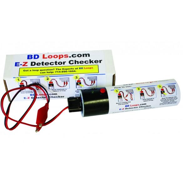 E-Z Detector Checker