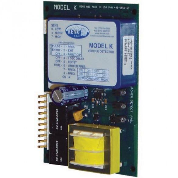 Reno A&E K Series PC Board Type Loop Detector K-120