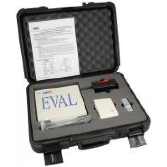 LR-2000 Install Kit: LR-2000, PS-123.3A, Test Units, UHF Credentials