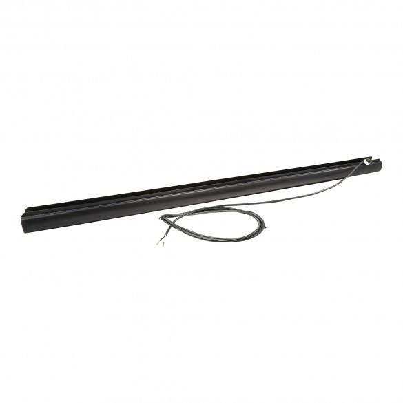 """Miller Edge MGS20 Monitored 5 ft Sensing Edge for 2"""" Square Gate Posts (10 ft Lead Wire)"""