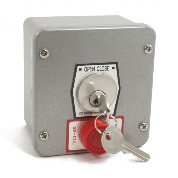 MMTC Ext. Surface Mount Keyswitch with Lockout 1KXS