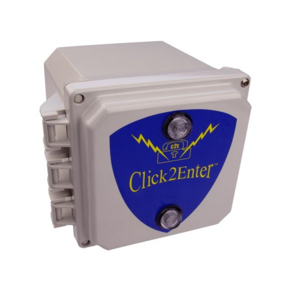 Radio Activated Sensor Click2Enter Emergency Access System C2E1