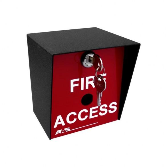 MMTC Knox Box w/ Knockout Fire Access Station KNX-1
