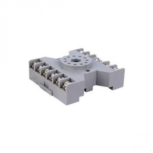 MMTC 11 Pin Socket Base - SOCKET