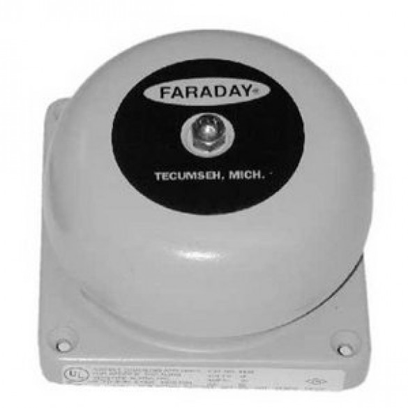 MMTC Faraday Warning Bell WB-400