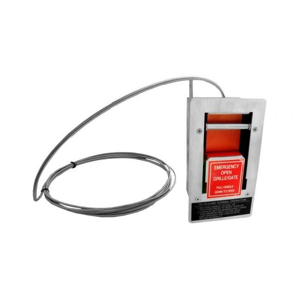 Panic Release Egress w/ ADA Requirements Flush Mount - MMTC PRH-100ADA