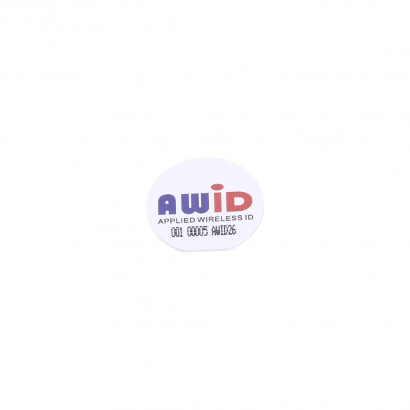 "AWID Mini Proximity Wafer Card (10"" Range) - PW-AWID-0-0"