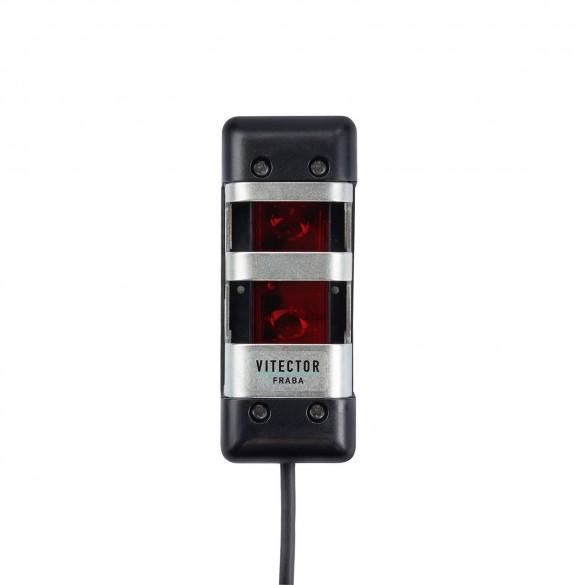 NEMA 4X Monitored Reflective Photocell - Vitector Fraba RAY-RT