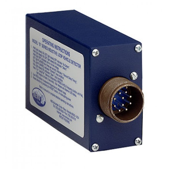 Reno A&E B Series Single Channel Vehicle Loop Detector - B-35-DP - 10 Pin