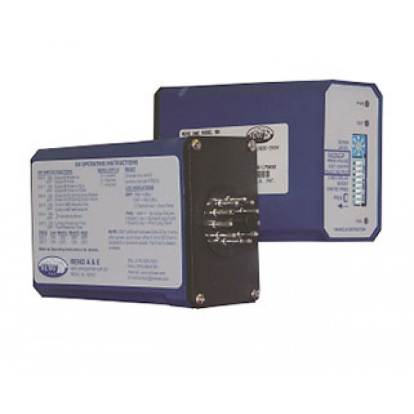 Reno A&E BX Series Loop Detector BX-4-RO-S