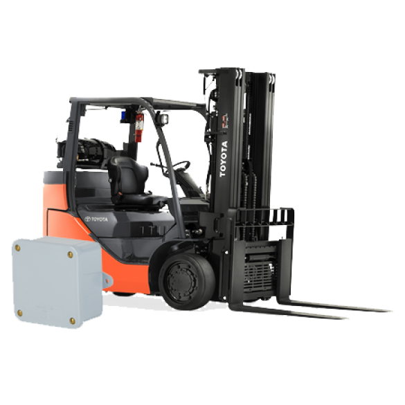 Sure-Fi Forklift Kit - SFK-FORKLIFT-0900