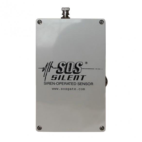 SOS SILENT Siren and RFID Operated Sensor Emergency Vehicle Detector