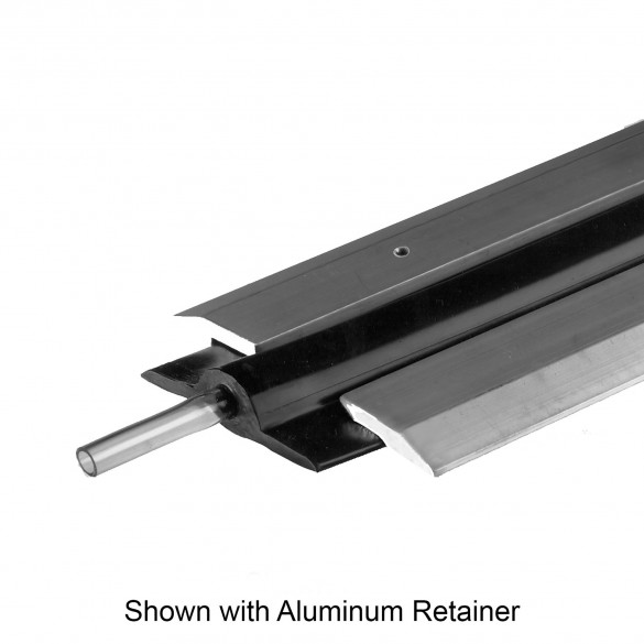 Miller Edge 3' Aluminum Retainer for Miller Edge MEP190 Treadle Switch - TREADLE-RE-03