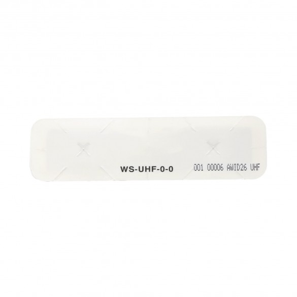 AWID UHF Windshield Tag For LR-2000 Reader (15' Range) - WS-UHF-0-0