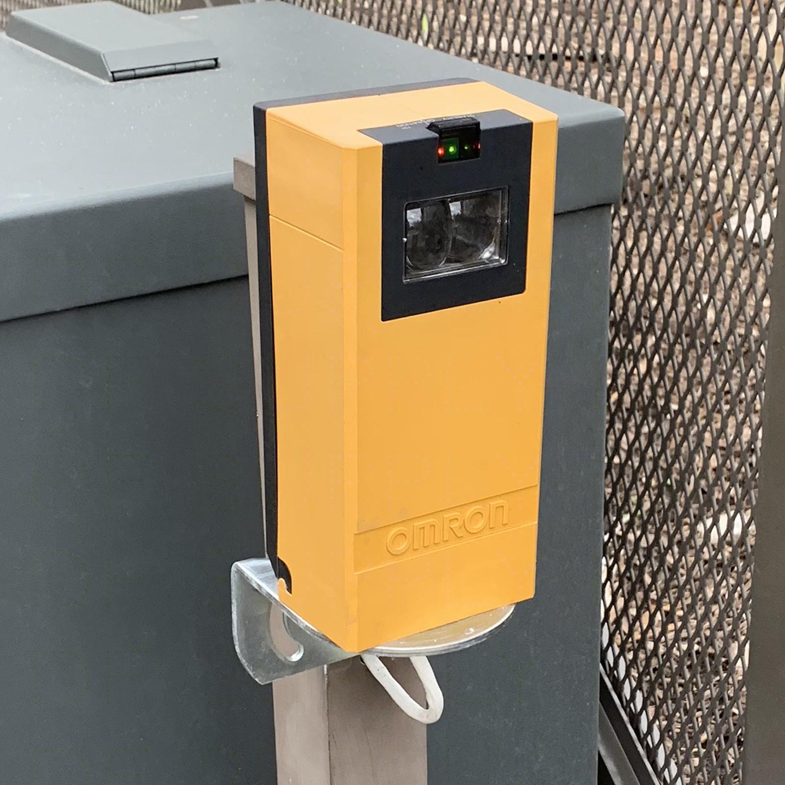 Omron E3k R10k4 Nr Photocell Sensor Photo Safety Eye E3k Gate