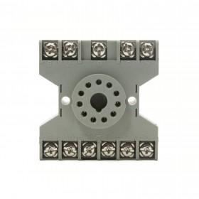 EMX 11-Pin Mountable Loop Detector Socket Base DIN - LD-11