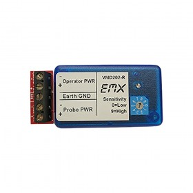EMX Sensitivity Remote Control for VMD202 Exit Wands - VMD202-R