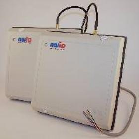 AWID HiLo 2-Unit Long Range Reader w/ Antenna & Cable (25' Range) - LR-2000HiLoMA-B-U