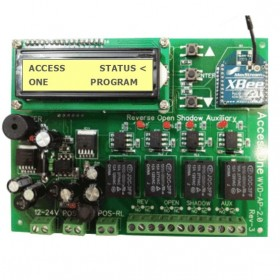 Access One 2.4GHz Relay Board - WVD-AP100-PA