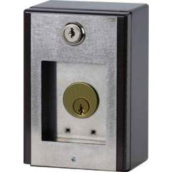 Access One Mortise Key Lock Box - KLB100-M