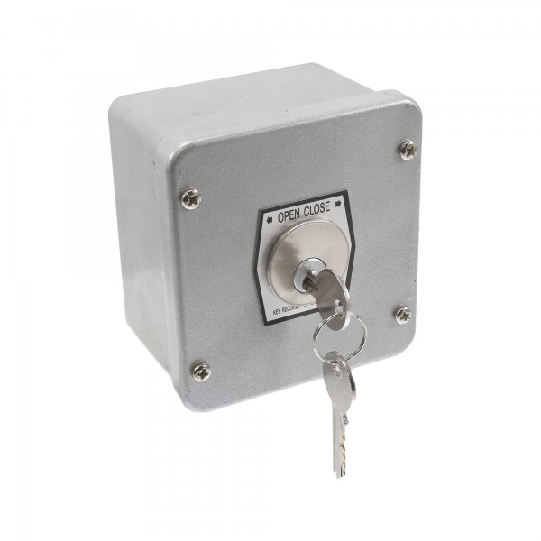 1KX Keyswitch w/ Changeable Core Cylinder - MMTC 1KX-CC