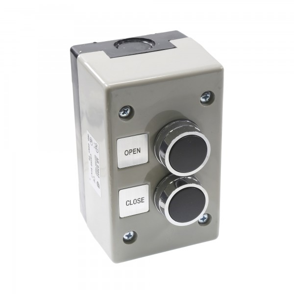 NEMA 4 Exterior Two Button Control Station Surface Mount - MMTC 2BXT