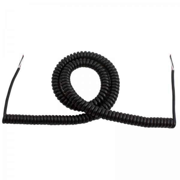 18/3 20 ft. Extended Coil Cord - MMTC 4-20-3