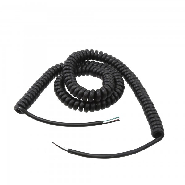 MMTC 20' Extended Coil Cord 18/4 - 4-20-4