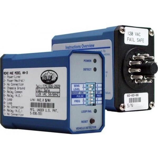 Reno A&E AX Series Single Channel Vehicle Loop Detector