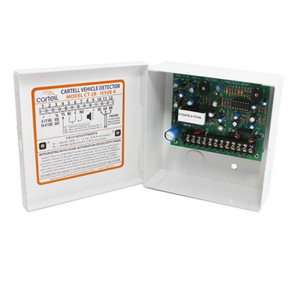 Cartell CT-2BG Control Unit