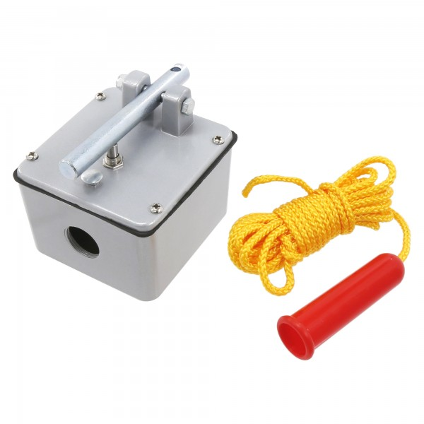 Exterior Ceiling Pull Switch SPST - MMTC CP-1