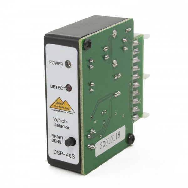 Plug-and-Play Micro Vehicle Detector (10-30V, AC or DC)