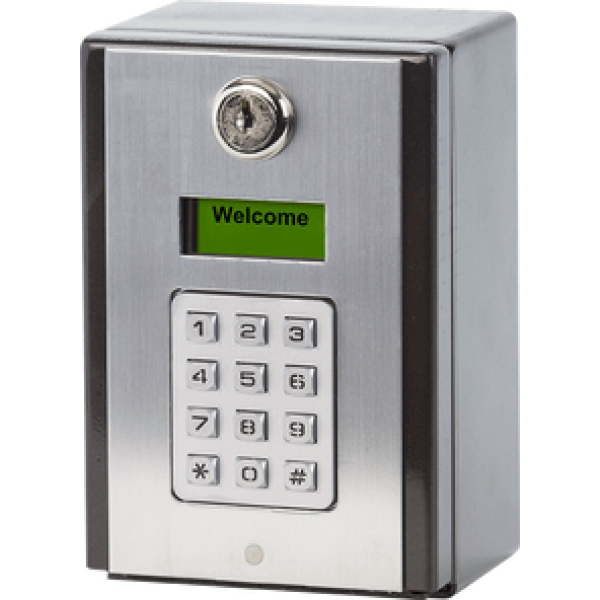 Access One Standalone Digital Lock (1000 Codes) - DL1000
