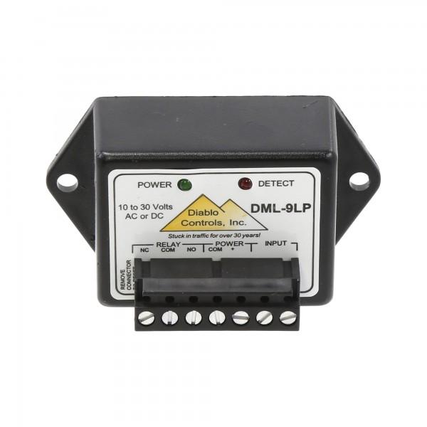 Diablo Low Power Single Channel Plug and Play Vehicle Loop Detector (10-30 V AC/DC) - DML-9LP