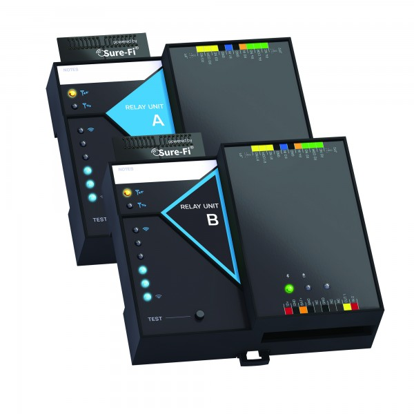 Sure-Fi Relay Wireless Bridge - DS006-RELAY