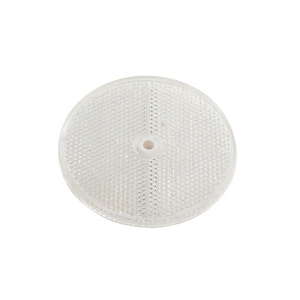 """EMX 3"""" Round Reflector Replacement For Reflective Photo Eyes - REFLECTOR-O"""
