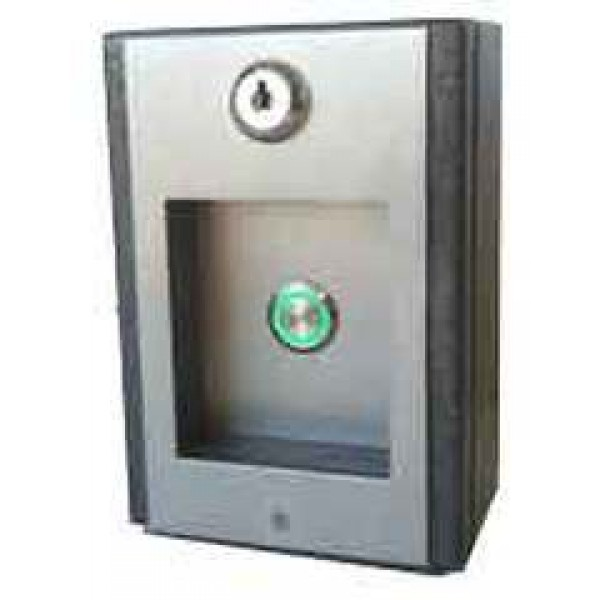 Access One Free Exit Box (Push Button) - FEB100-PB
