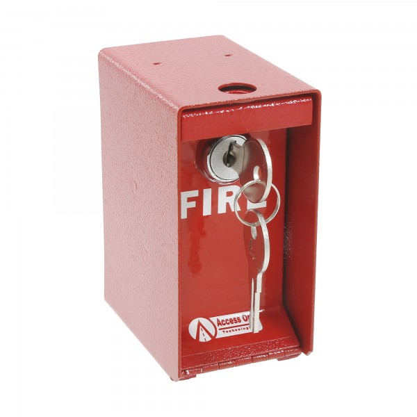 Access One Mini Gooseneck Fire Lock Box - FLB100-MINI
