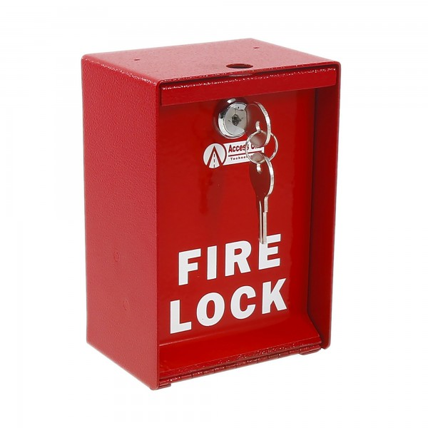 Access One Fire Lock Box - FLB100