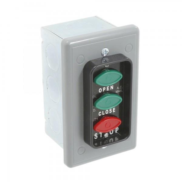 Interior Three Button Control Station - MMTC LCE3