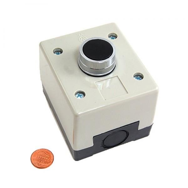 NEMA 4 Exterior One Button Control Station Surface Mount - MMTC 1BXT