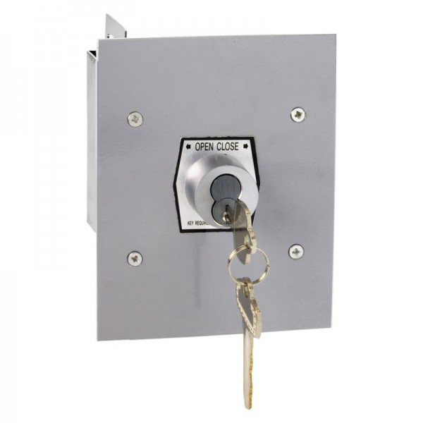 1KF Keyswitch w/ Changeable Core Cylinder - MMTC 1KF-CC